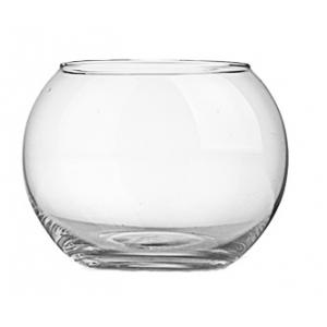Ваза-шар D 30см h 24см 12л, стекло