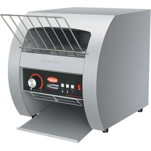 Тостер электрический конвейерный, настольный, 400шт./ч, нерж.сталь