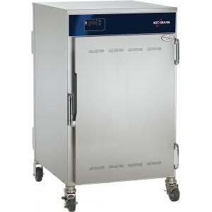 Шкаф тепловой,  8GN1/1, 1 дверь глухая, +16/+93С, нерж.сталь, колеса, электронное упр.