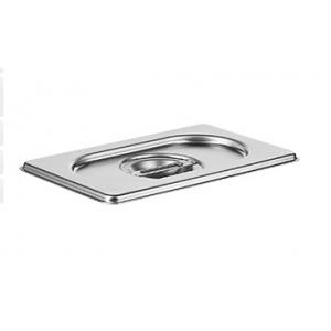 Крышка для гастроемкости GN1/9, нерж.сталь