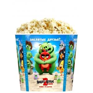 V 85 Стакан для попкорна «Angry Birds в кино 2»