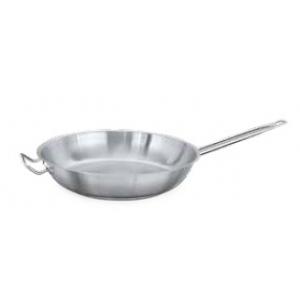 Сковорода D 36см h 7см 8,1л матовая, нерж.сталь