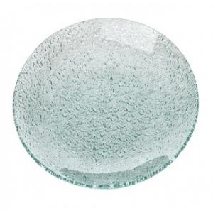 Тарелка D 20см Corone Aqua, стекло