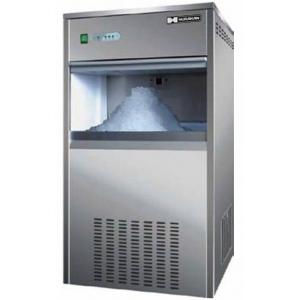 Льдогенератор для гранулированного льда,   85кг/сут, бункер 25.0кг, возд.охлаждение, корпус нерж.сталь