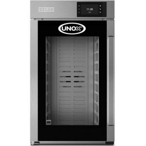 Шкаф тепловой EVEREO, 10GN1/1, 1 дверь стекло, +58/+75С, нерж.сталь, сенсорное.упр., конвекция, продольная загрузка