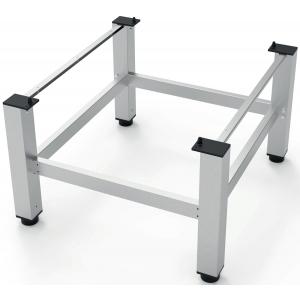 Подставка под шкаф тепловой XEEC-10HS-EPD или печь XESW-03HS-EDDN,  594х546х355мм, без столешницы, открытая, обвязка с 4-х сторон