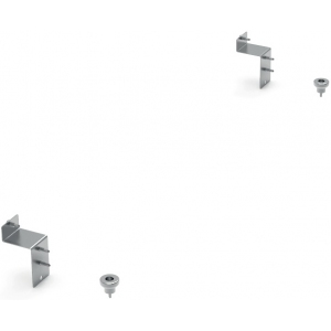 Комплект для установки шкафов тепловых XEEC-10HS-EPD друг на друга или под печь Bakerluxe Shop.Pro