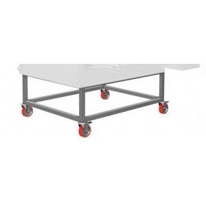 Подставка под печь конвейерную RoboChef, сварная, верхняя панель с теплоизоляцией
