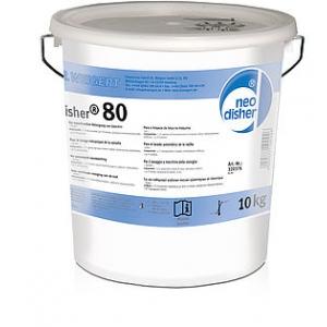 Средство моющее для посудомоечных машин, порошковое, интесивное Neodisher® 80  10 кг. (ведро)