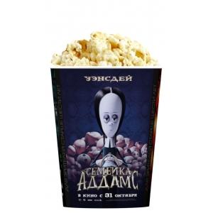 V 32 Стакан для попкорна «Семейка Аддамс»