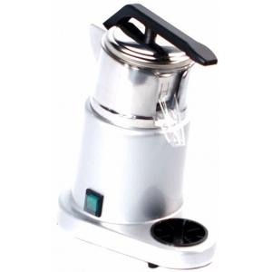Соковыжималка электрическая для цитрусовых, настольная, 1400об/мин, корпус серый, прижимной рычаг