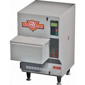 Фритюрница-автомат электрическая, 41кг/ч, 11л фритюра, настольная  (б/у (бывший в употреблении))