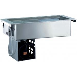 Ванна холодильная встраив., 4GN1/1, вентилируемая
