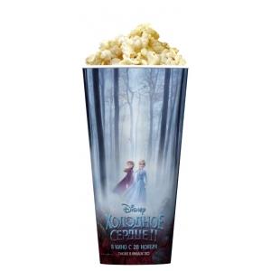 V 24 Стакан для попкорна «Холодное сердце 2»