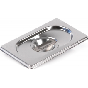 Крышка для гастроемкости GN1/12, нерж.сталь