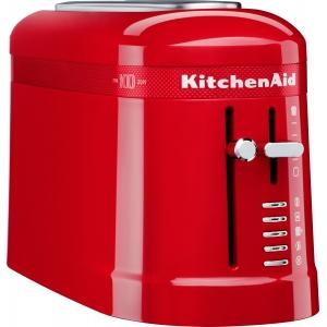 Тостер на 2 хлебца, 1 удлиненный слот, KitchenAid Design (ограниченная серия в честь 100-летия KitchenAid), чувственный красный