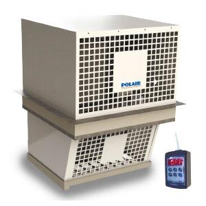 Моноблок холодильный потолочный, для камер до  12.00м3, -5/+5С