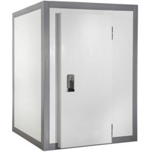 Камера холодильная Шип-Паз,  17.74м3, h2.72м, 1 дверь расп.универсальная, ППУ80мм