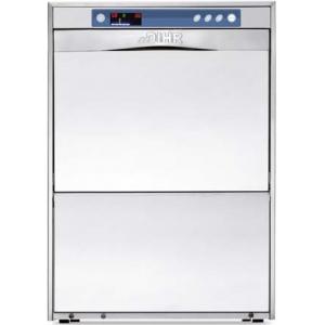 Машина посудомоечная фронтальная, 450х450мм, 60-40-30-20кор/ч, гор.вода, доз.опол., D тарелки 340мм, электронное управление