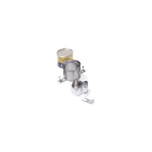Комплект для аппарата для открывания консервных банок 625A: нож-корона, кольцо, фиксатор, для банки D81мм