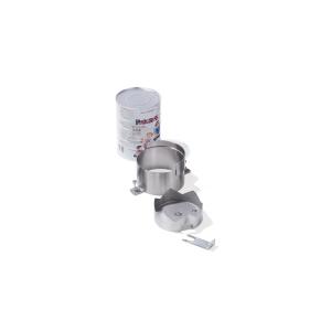 Комплект для аппарата для открывания консервных банок 625A: нож-корона, кольцо, фиксатор, для банки D102мм