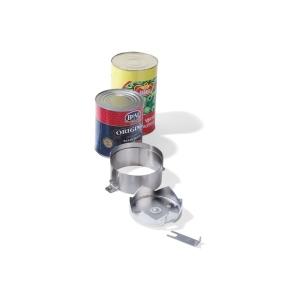 Комплект для аппарата для открывания консервных банок 625A: нож-корона, кольцо, фиксатор, для банки D157мм