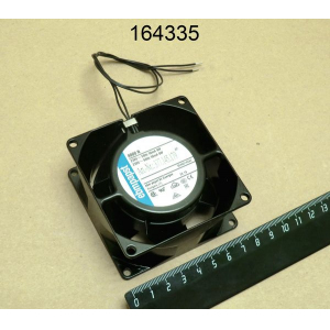 Вентилятор 80х80х38 220V металл