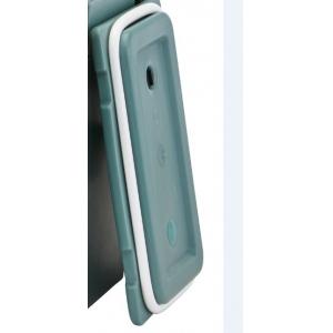 Крышка для 350LCD синевато-серая
