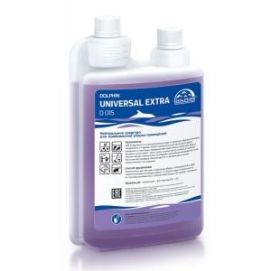 Средство моющее для комплексной уборки помещений, нейтральное UNIVERSAL EXTRA 1л.