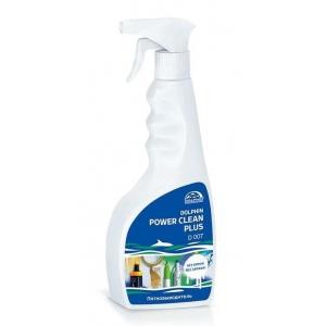 Средство чистящее, безводное для удаления пятен с любых поверхностей устойчивых к растворителям Power Clean Plus 500 мл