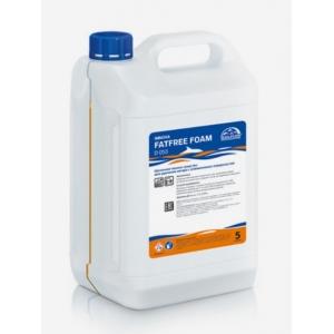 Средство моющее для мытья мягких металлов на пищевом производстве Imnova FATFREE FOAM 5л