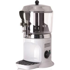 Аппарат для горячего шоколада настольный, ванна 5л пластик, корпус белый