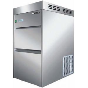 Льдогенератор для кускового льда,  50кг/сут, бункер 7.0кг, возд.охлаждение, корпус нерж.сталь, форма «пальчик»