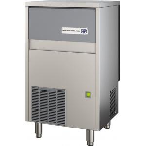 Льдогенератор для кускового льда,  46кг/сут, бункер 25.0кг, возд.охлаждение, корпус нерж.сталь, форма «кубик» М