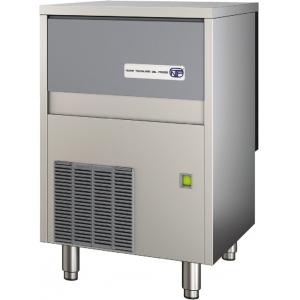 Льдогенератор для гранулированного льда,   95кг/сут, бункер 19.0кг, вод.охлаждение, корпус нерж.сталь
