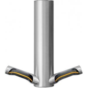 Сушилка для рук Dyson автоматическая, HEPA H13, 10-12с, нерж.сталь, настенная, 2 режима