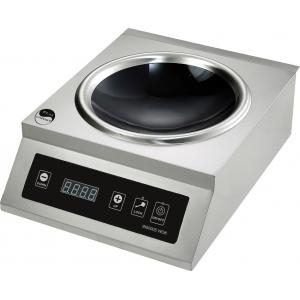 Плита индукционная WOK, 1 конфорка 1х5.0кВт, настольная, электронное управление