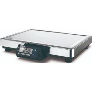 Весы электронные порционные, настольные, ПВ 0.04-15.0кг, дискретность 5.0г, платформа 370x270мм, подкл.от сети, корпус нерж.сталь, USB