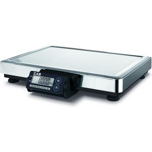 Весы электронные порционные, настольные, ПВ 0.02-6.00кг, дискретность 2.0г, платформа 370х270мм, подкл.от сети, корпус нерж.сталь, USB