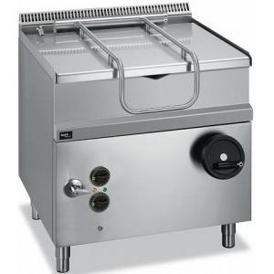 Сковорода опрокидываемая электрическая,  50л, ручное опрокидывание, нерж.сталь