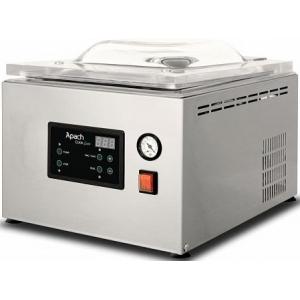 Машина для вакуумной упаковки, настольная, 1 камера 270х352х150мм, электронное управление, 1 шов 250мм, насос 4м3/ч