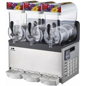 Аппарат для замороженных напитков (гранитор), 3 ванны по 15л, электронный термостат