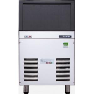 Льдогенератор для гранулированного льда,   73кг/сут, бункер 25.0кг, вод.охлаждение, корпус нерж.сталь