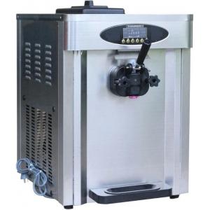 Фризер для мягкого мороженого настольный, 1 узел раздаточный, 12-16л/ч, нерж.сталь, охл.воздушное, компрессор Panasonic