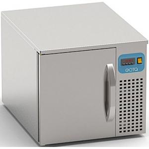 Шкаф шоковой заморозки/охлаждения,  3GN1/1, агрегат воз.охл., загрузка 4/7кг, эл.упр., щуп, ножки, дин.охл.
