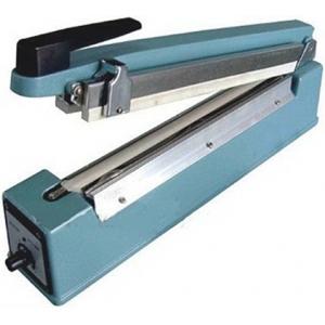 Сшиватель полиэтиленовых пакетов, настольный, длина шва 400мм, электромеханическое управление, нож