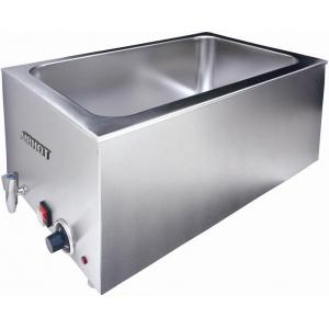Мармит электрический, 1 ванна 1GN1/1, настольный, нагрев паровой, нерж.сталь