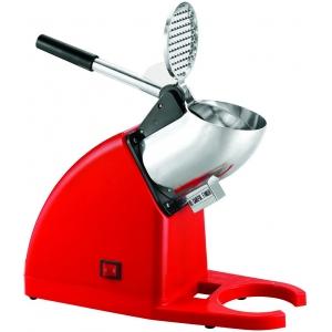 Измельчитель льда электрический настольный,  60кг/ч, красный