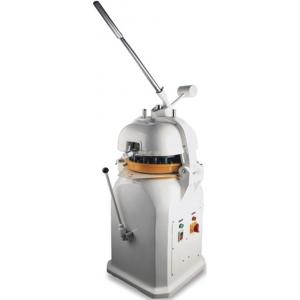 Тестоделитель-округлитель напольный, загрузка 3.0кг, 30 порций (30-100г), сталь окраш.