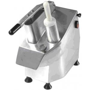 Овощерезка электрическая для овощей и фруктов, настольная, до 300кг/ч, 5 дисков, 1 скорость, силумин, 220V